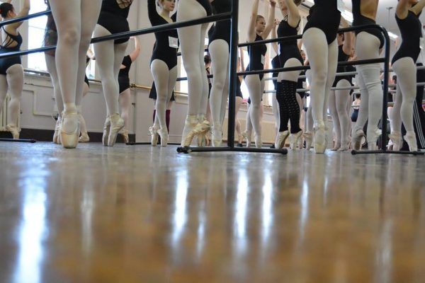 Photo for Point, Pre-Pointe Class #3