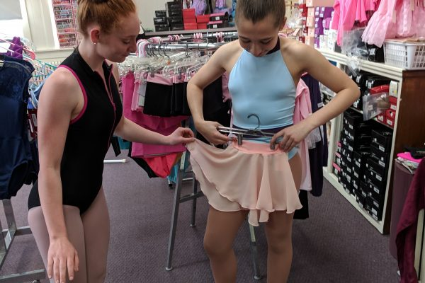 Photo For Side Of Dancewear Page #6